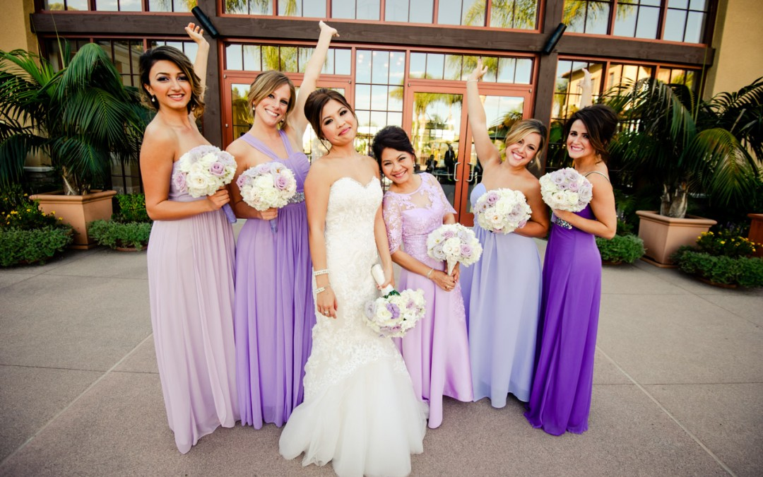 Bridesmaid Dress Trends That Fit Into Any 2017 Wedding
